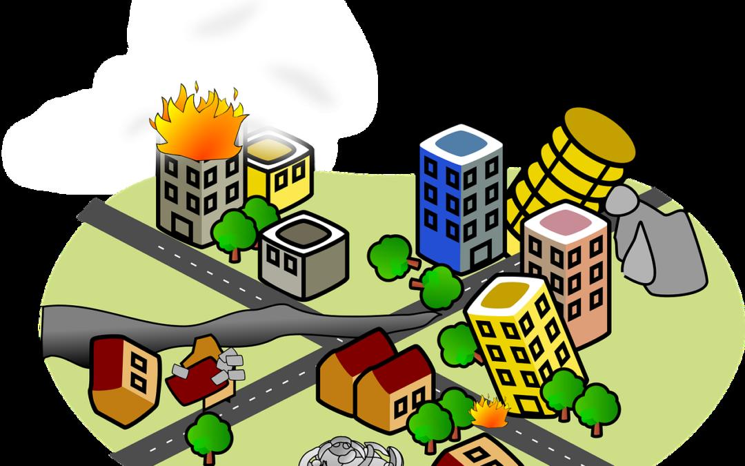 Cutremur – Măsuri preventive de siguranță