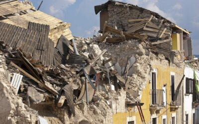Reguli de comportament după cutremur