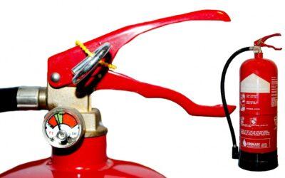 Stingatoare de incendiu (II)